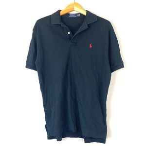 Black Polo Ralph Lauren Polo S